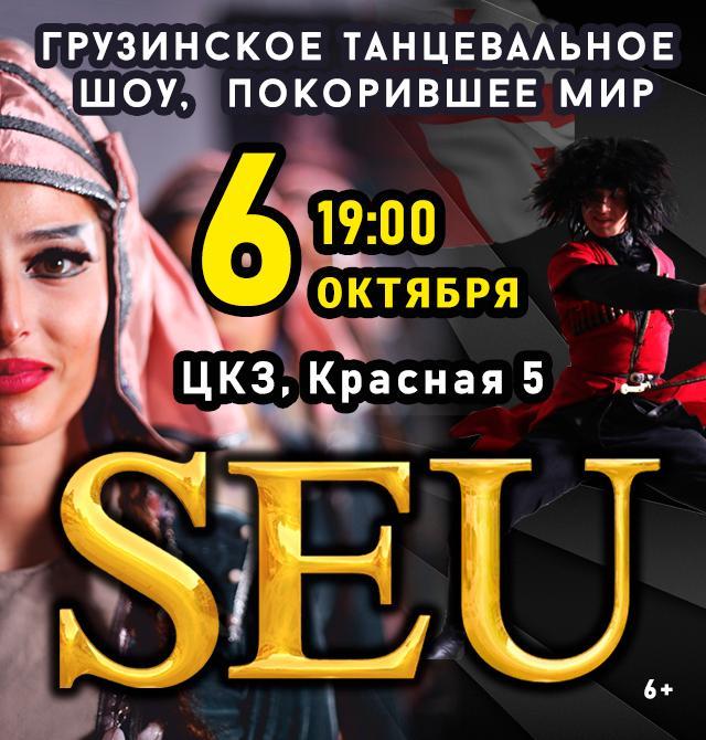 Грузинский государственный ансамбль песни и танца «СЭУ»