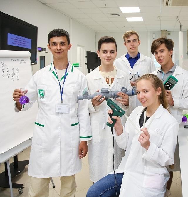 Экспериментальная физика (12-15 лет) (6 дней)