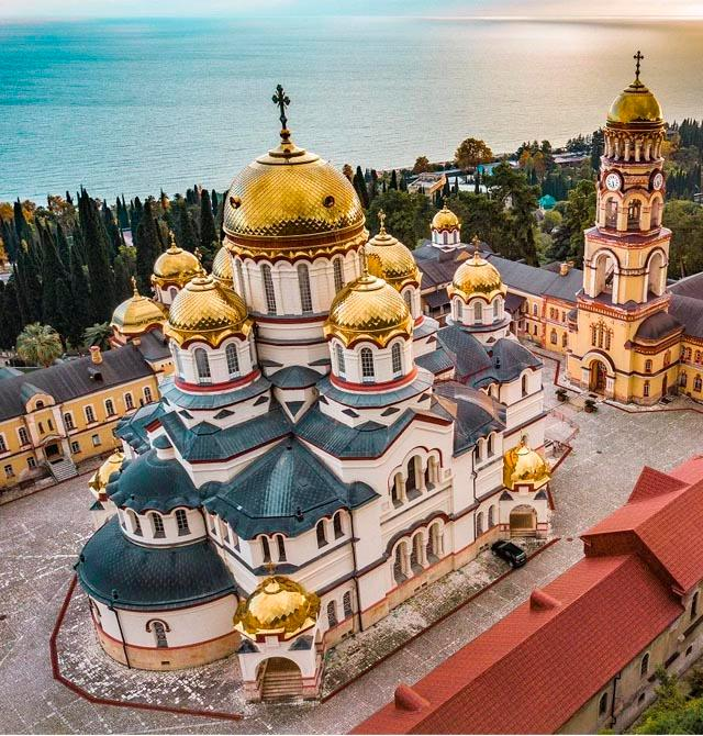 Познакомиться с главными святыми паломнической Абхазии