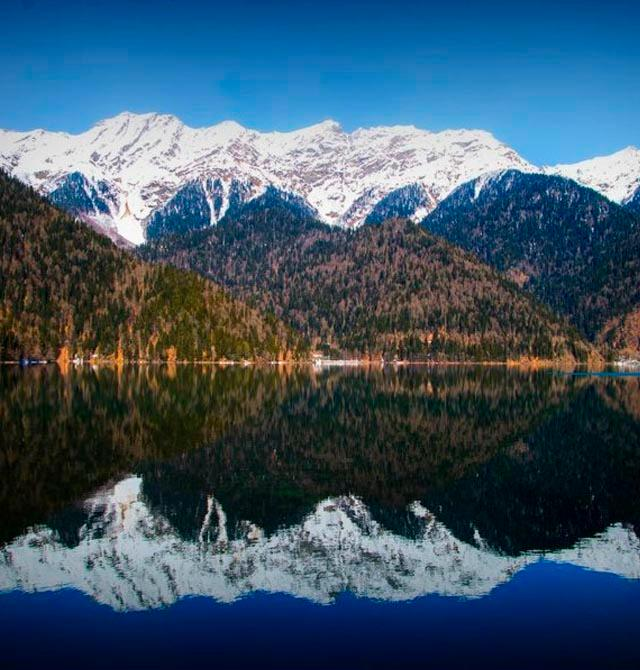 Посетить страну души и увидеть легендарное озеро