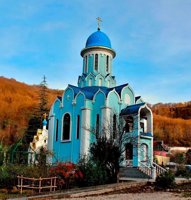 Экскурсия в Троице-Георгиевский женский монастырь