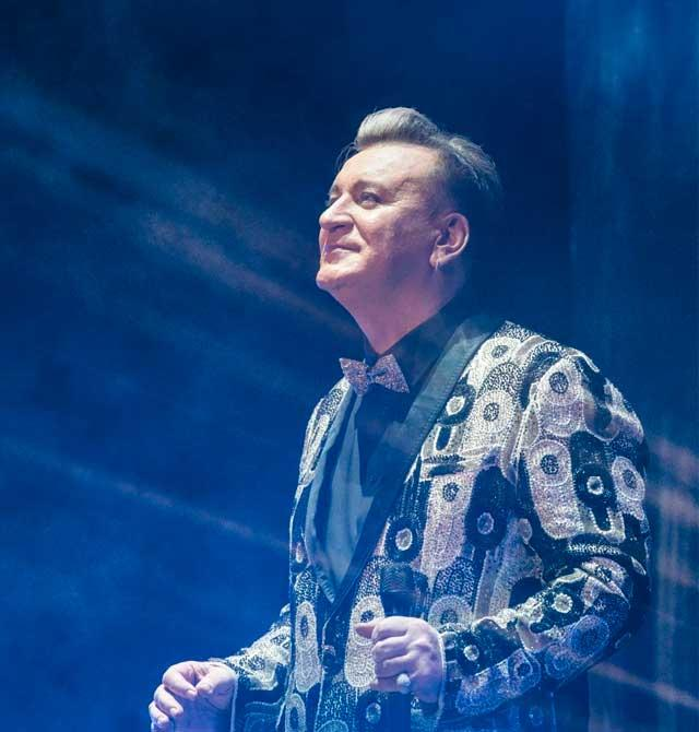 Юбилейный концерт Сергея Пенкина