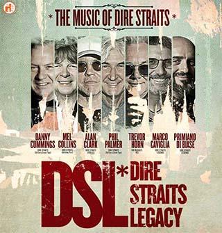 Бессмертная музыка Dire Straits в исполнении оригинальных участников группы