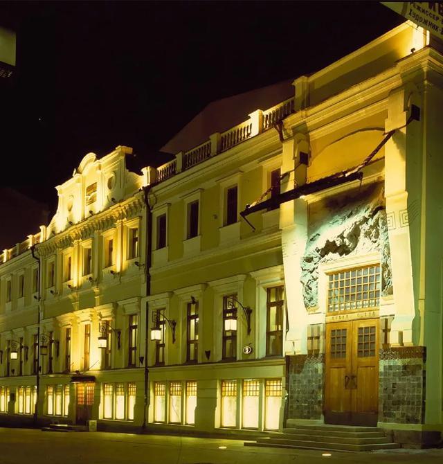 Театр Олега Табакова. МХТ им. Чехова
