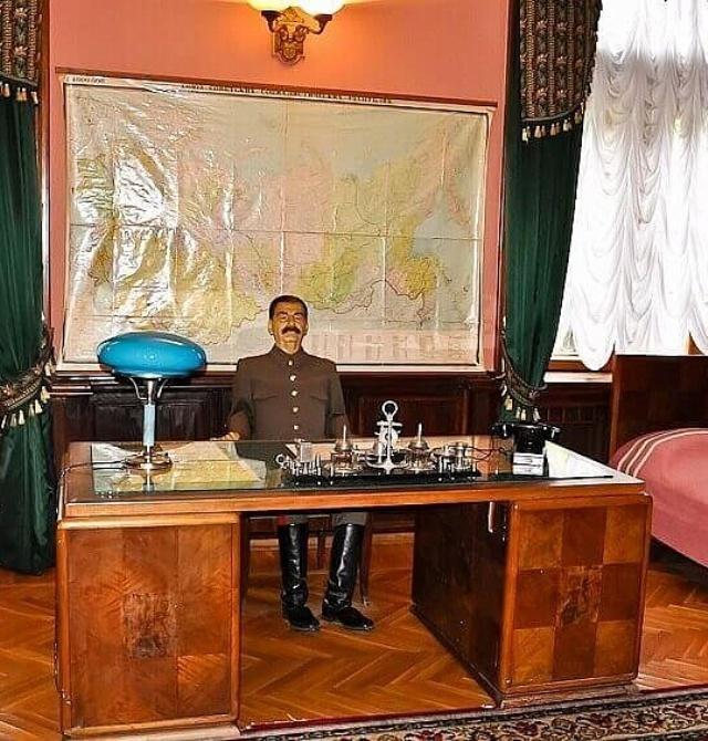 Музей Дача И. В. Сталина