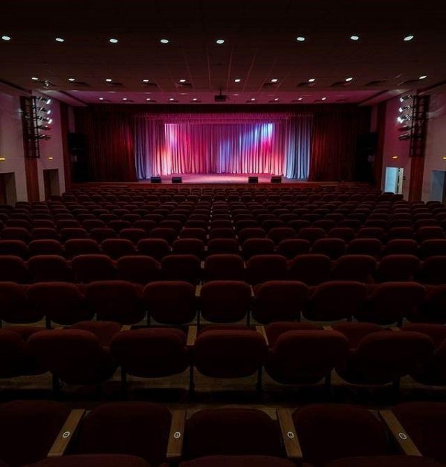 Концертный зал Краснодарского государственного института культуры