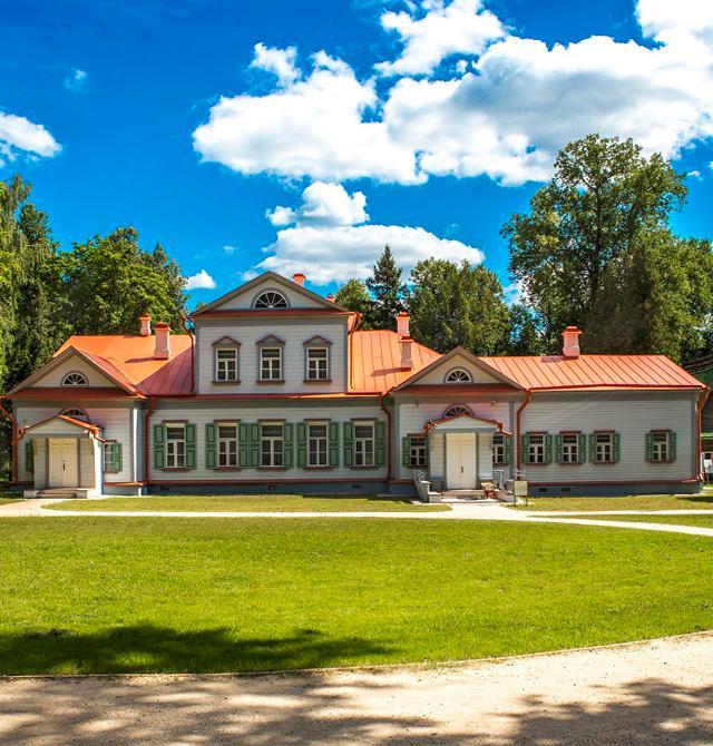 Музей-заповедник «Абрамцево»